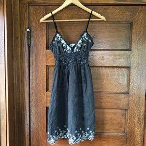 Adorable summer polka dot dress
